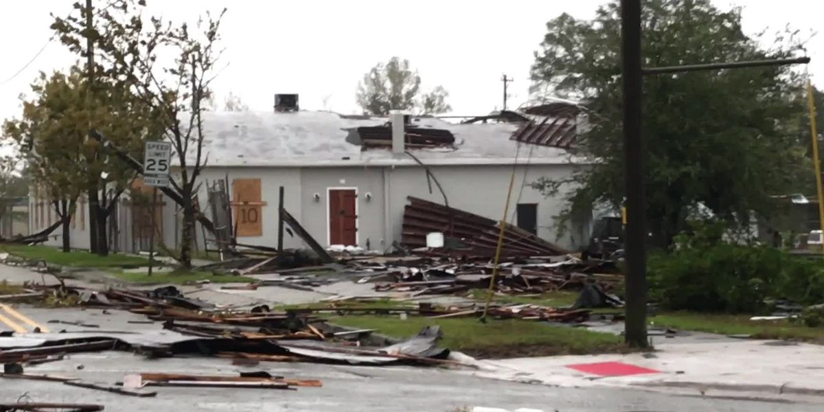State to get help with Hurricane Florence recovery