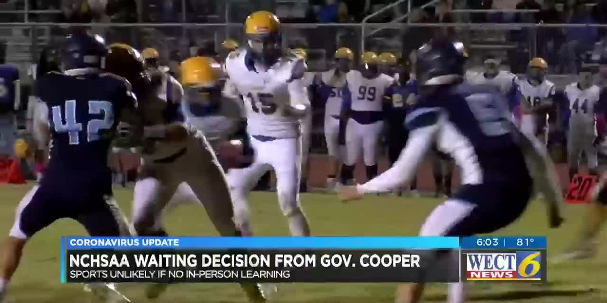 NCHSAA awaiting decision about high school sports