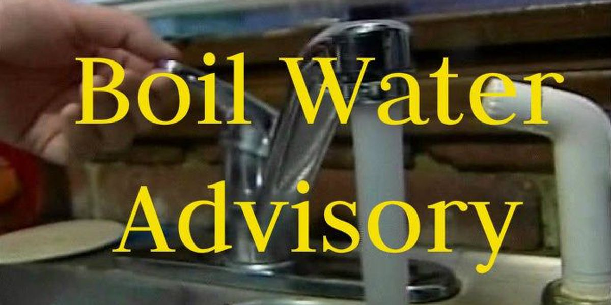 Boil water advisory issued as service returns to Fair Bluff