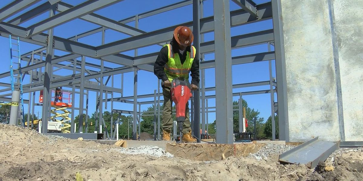 CFCC hosting construction career day this week