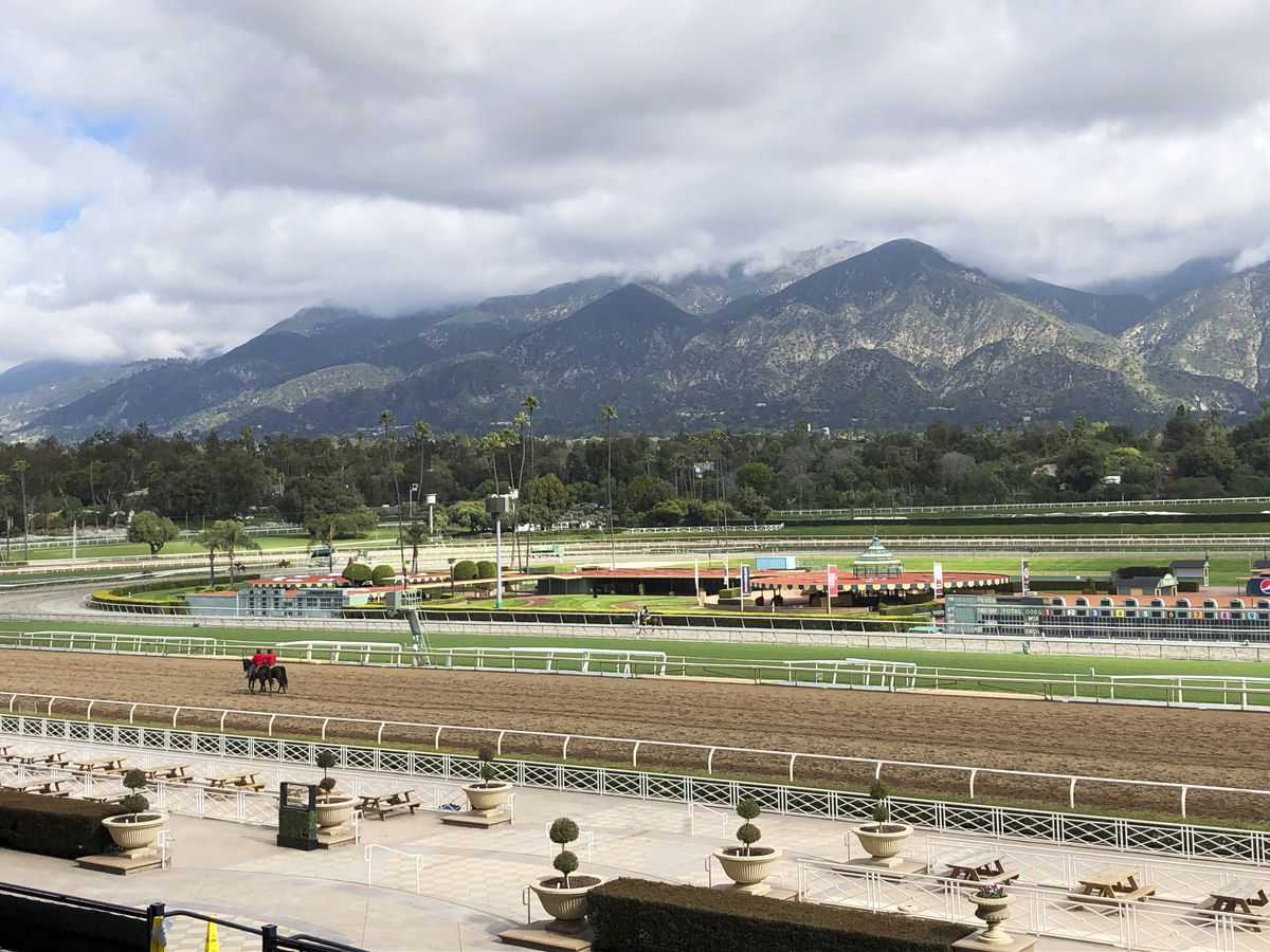 25th horse dies at Santa Anita Park since December