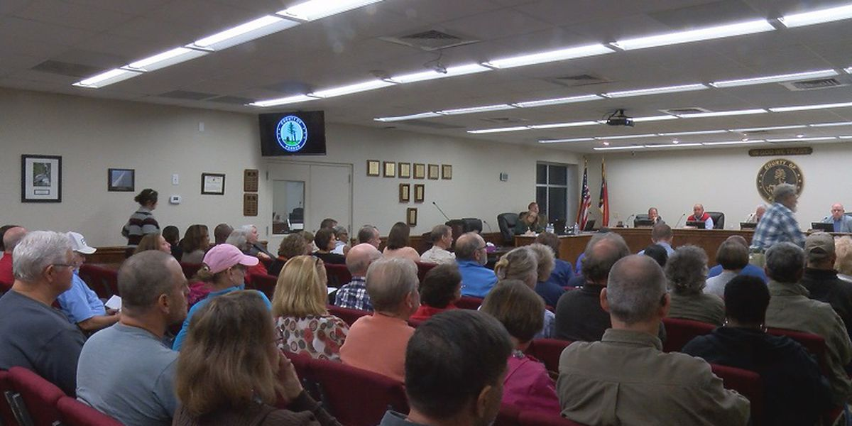Pender County residents push for changes in hurricane cleanup