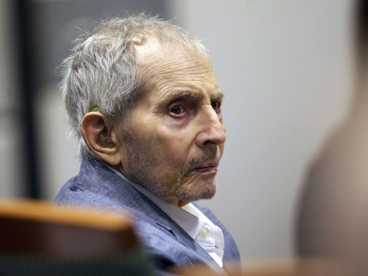 Prosecutor says Durst's own words show his guilt in killings