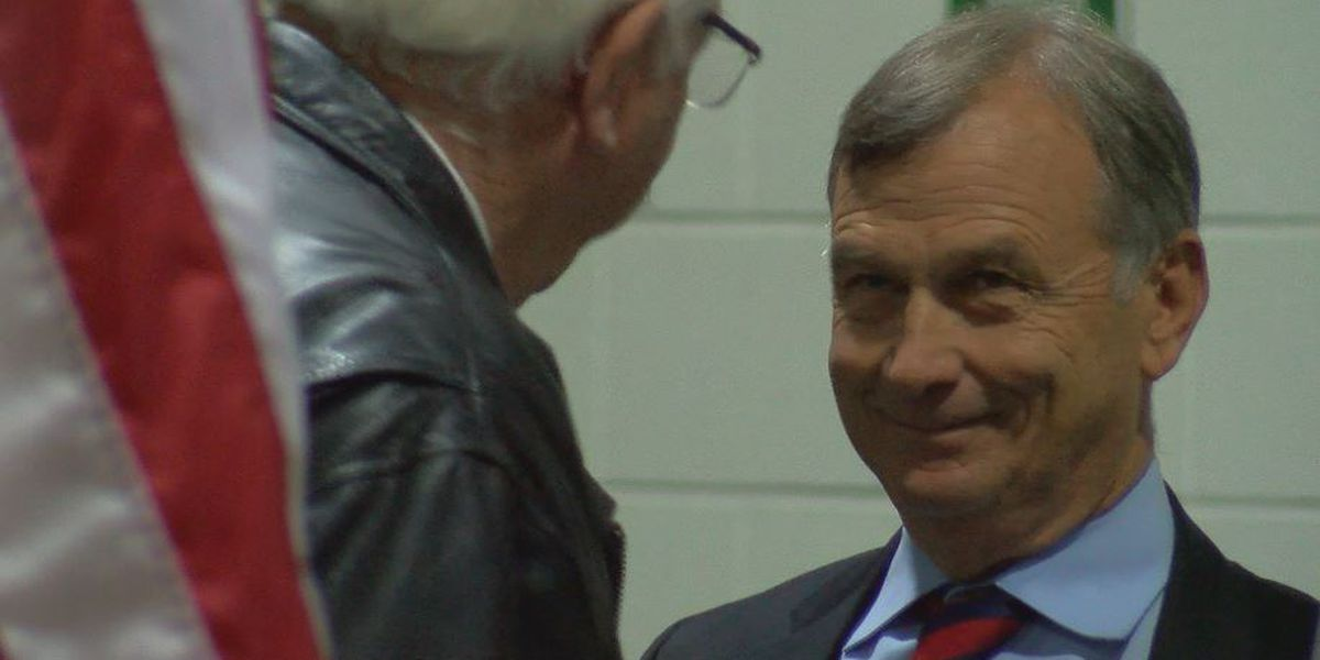 Bladen County state senator refuses to answer questions about election fraud investigation