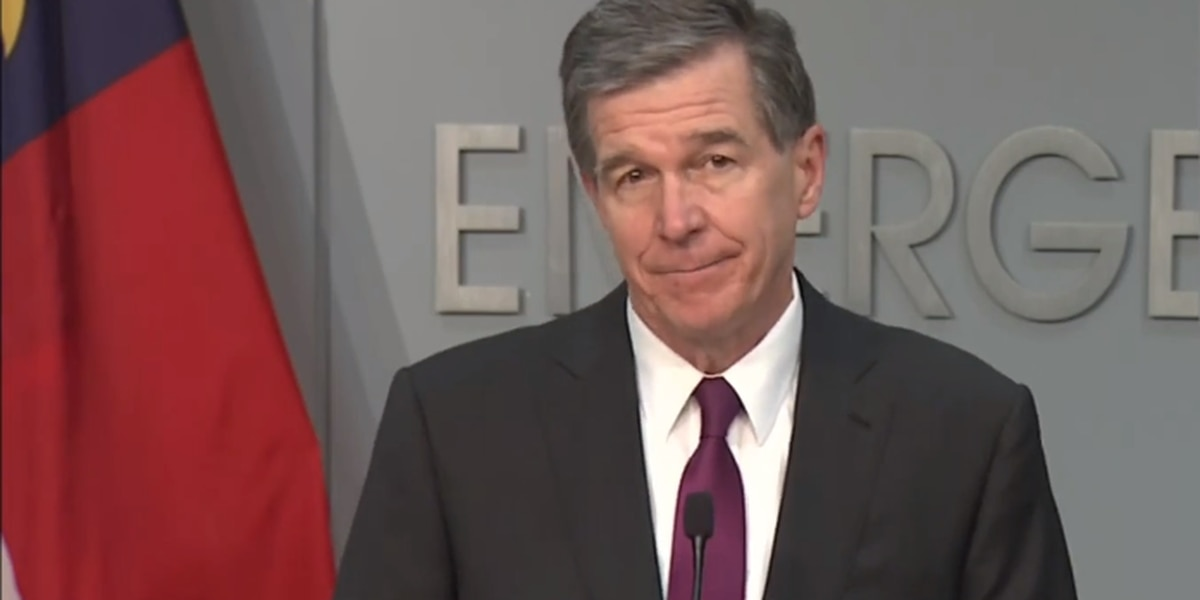 Gov. Cooper gives update on state's preparations for Isaias