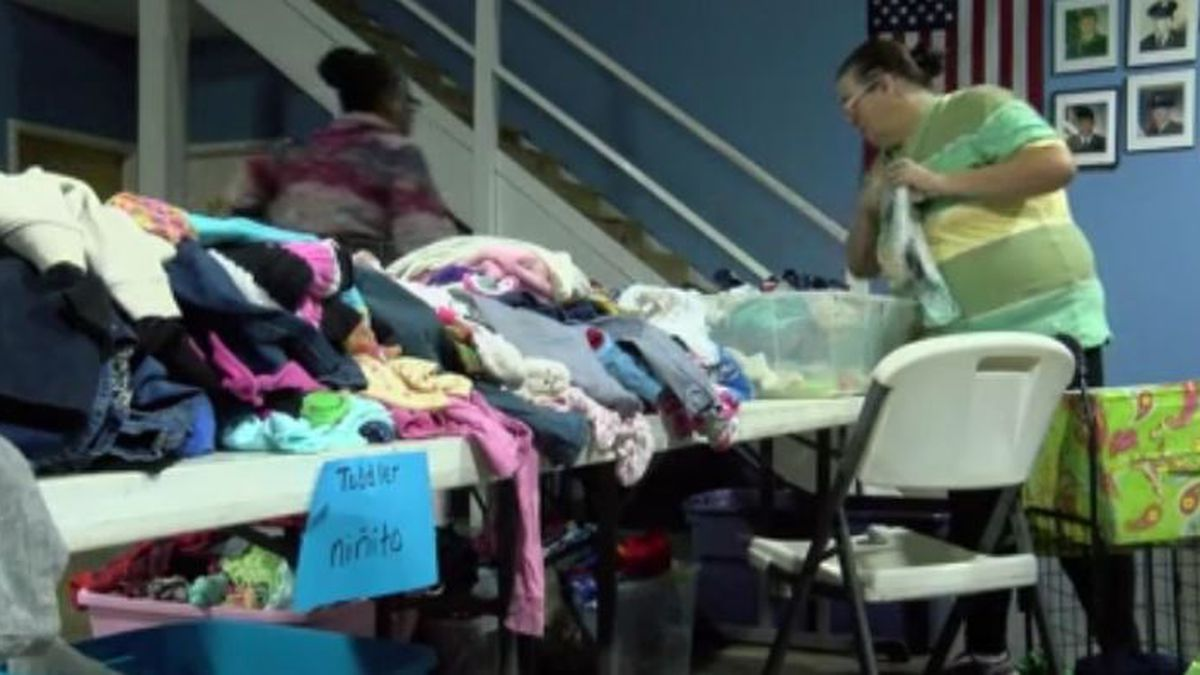 Lighthouse church delivers relief to hurricane victims in Pender County