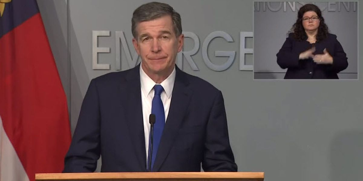 Gov. Cooper declares State of Emergency to help prepare for Isaias