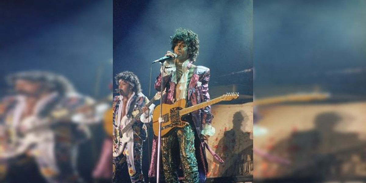 'Prince and the Revolution: Live' streams this weekend