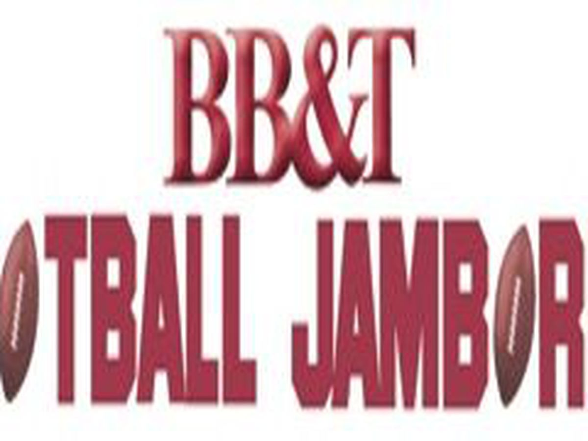 33rd BB&T Football Jamboree schedule