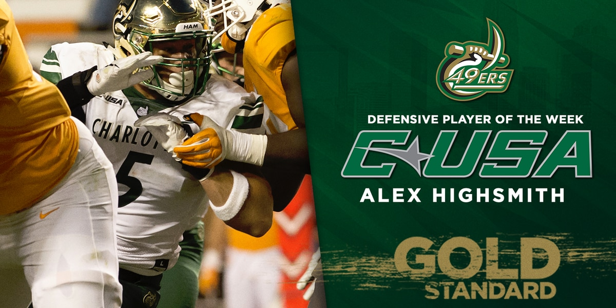 Former Ashley standout takes home C-USA honor
