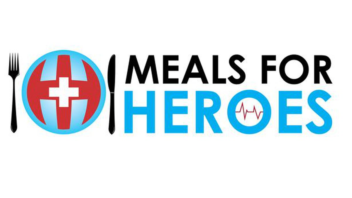 New initiative MealsForHeroes.com supporting local restaurants, healthcare providers and first responders