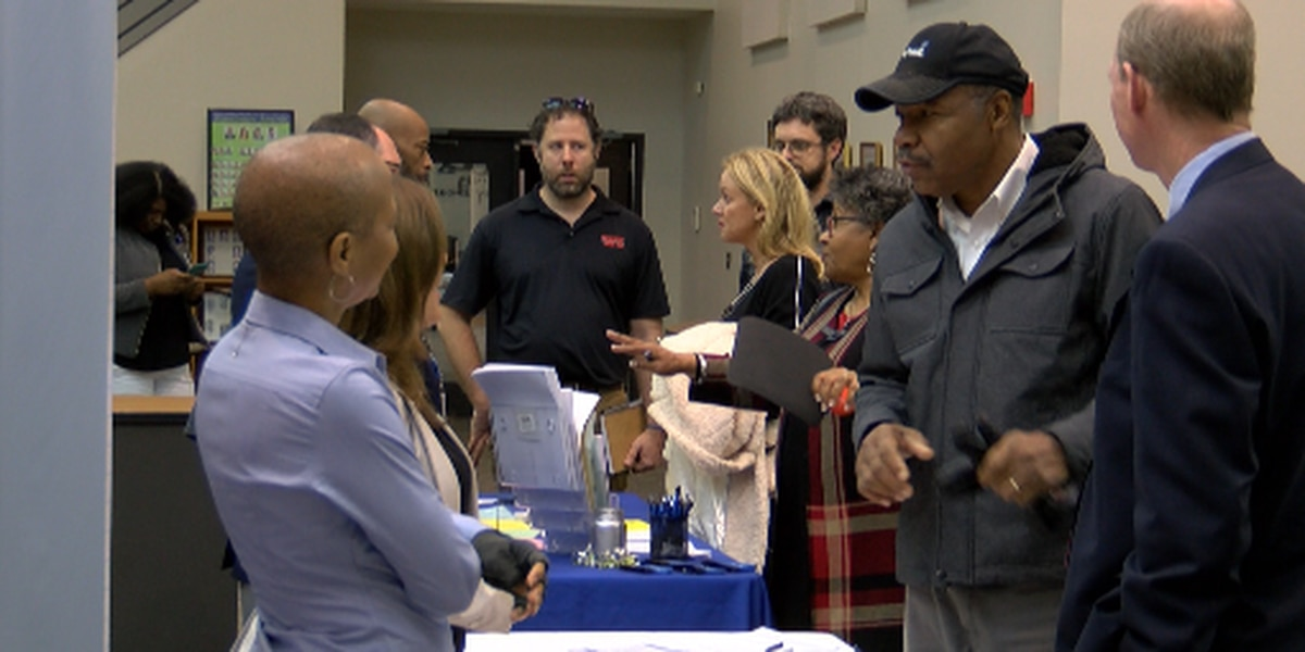 NHC schools present Minority and Women-Owned Business Fair