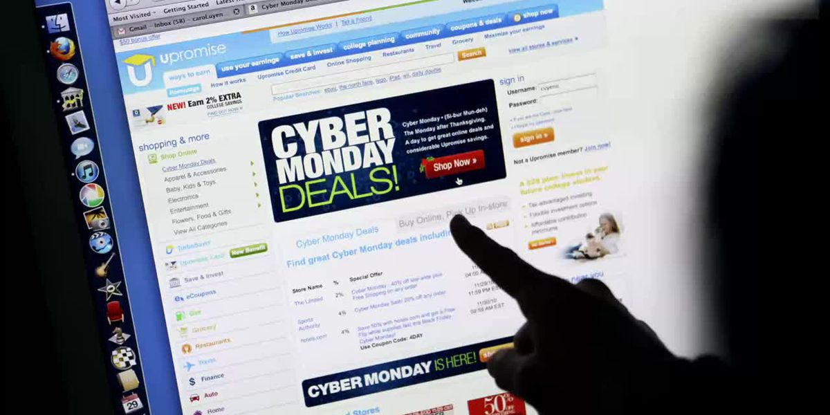 Don't Be Scammed! Avoiding phishing scams during online holiday shopping.