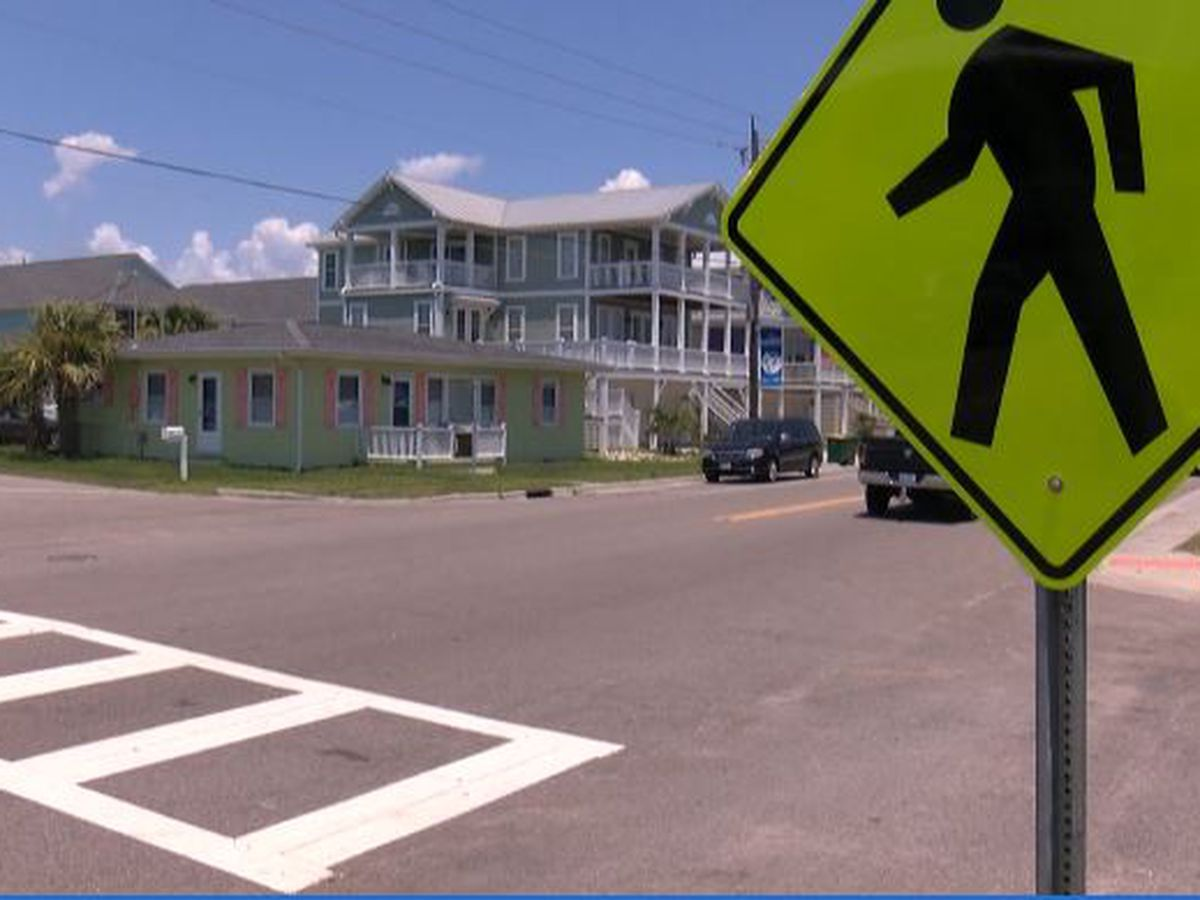 Kure Beach leaders to consider adding crosswalks at beach access points