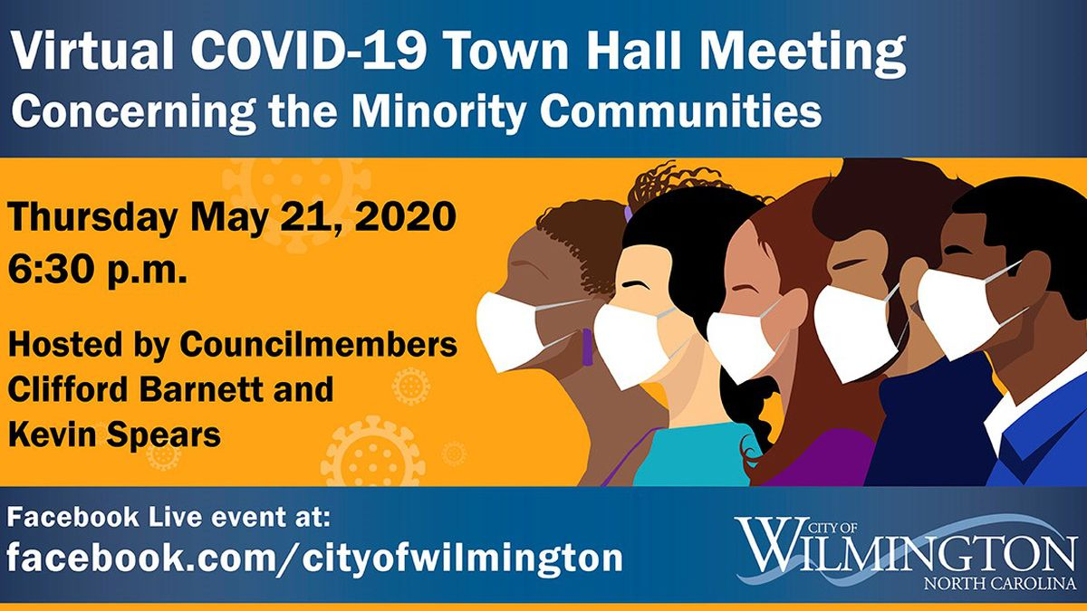 City leaders to host virtual COVID-19 town hall meeting for minorities