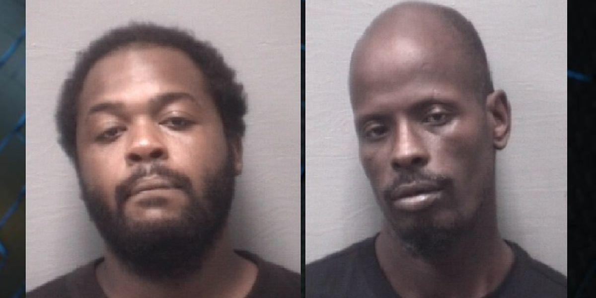 Pair arrested for break-in at Monkey Junction gun shop