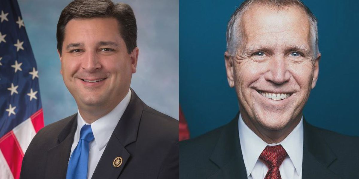 Rouzer, Tillis are on opposite sides of certifying electoral votes
