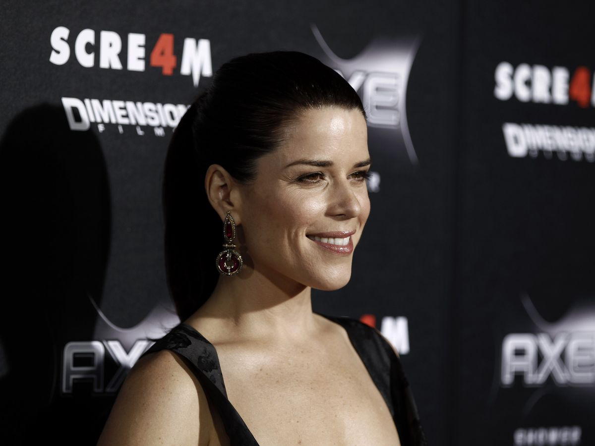 Neve Campbell to reprise role of Sidney in 'Scream 5'