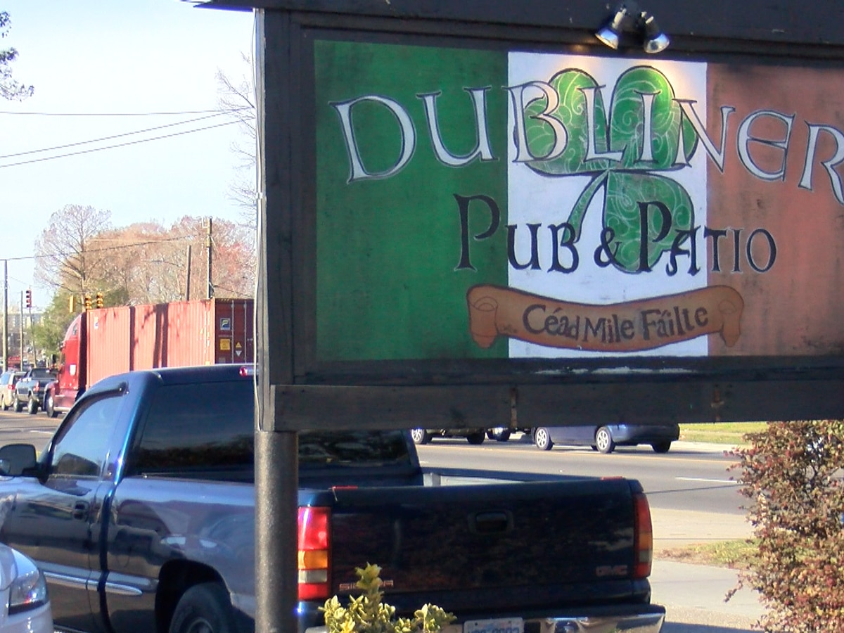 Irish pub plans last St. Patrick's Day bash before DOT widening project
