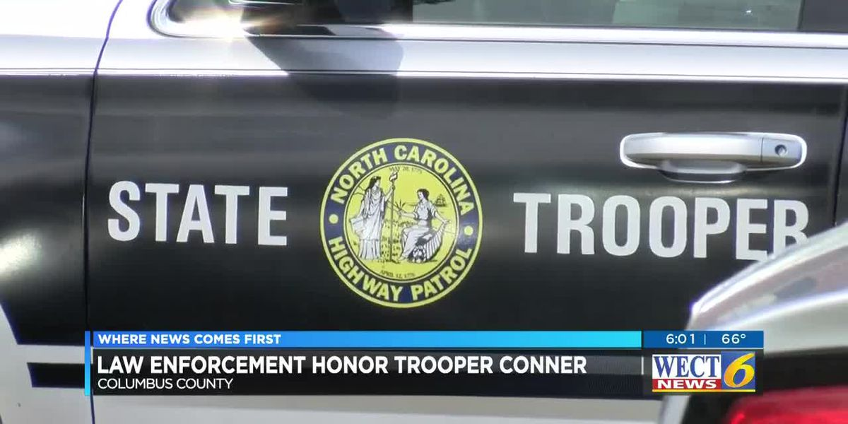 New details revealed in shooting death of NC state trooper