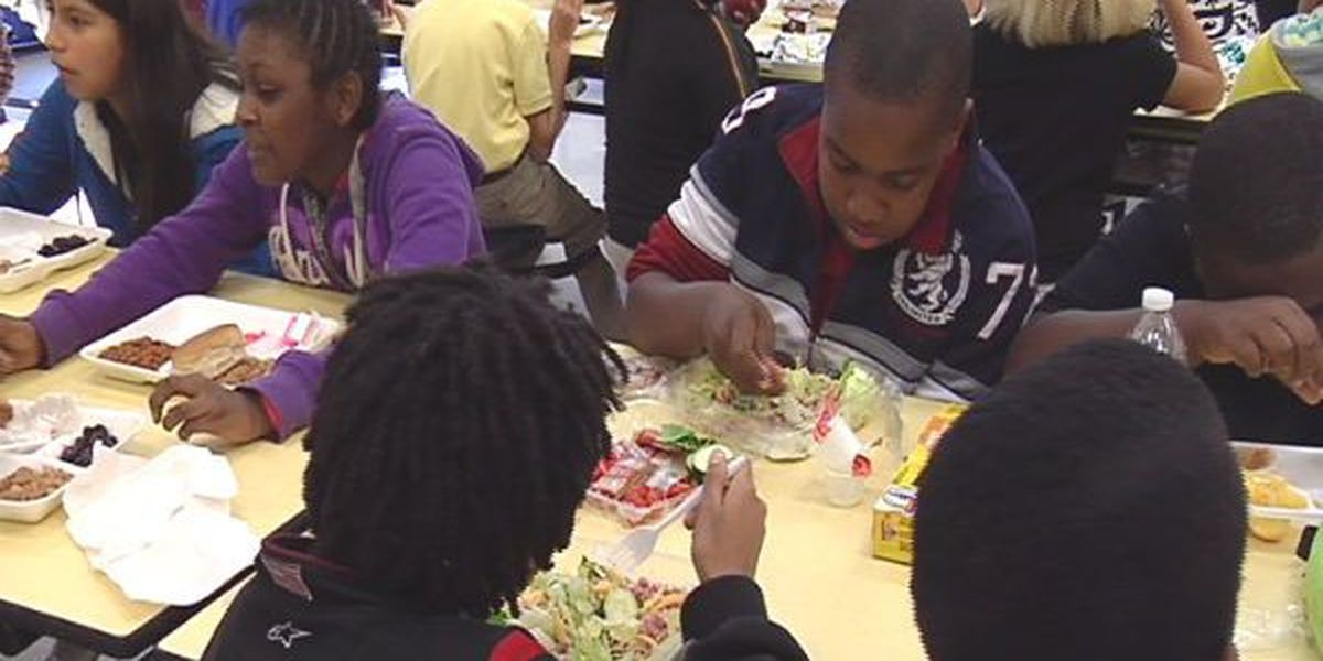 Meal prices returning to normal at New Hanover County Schools on Thursday