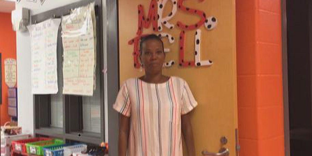 COMMUNITY CLASSROOM: Teacher wants chair pockets for first graders