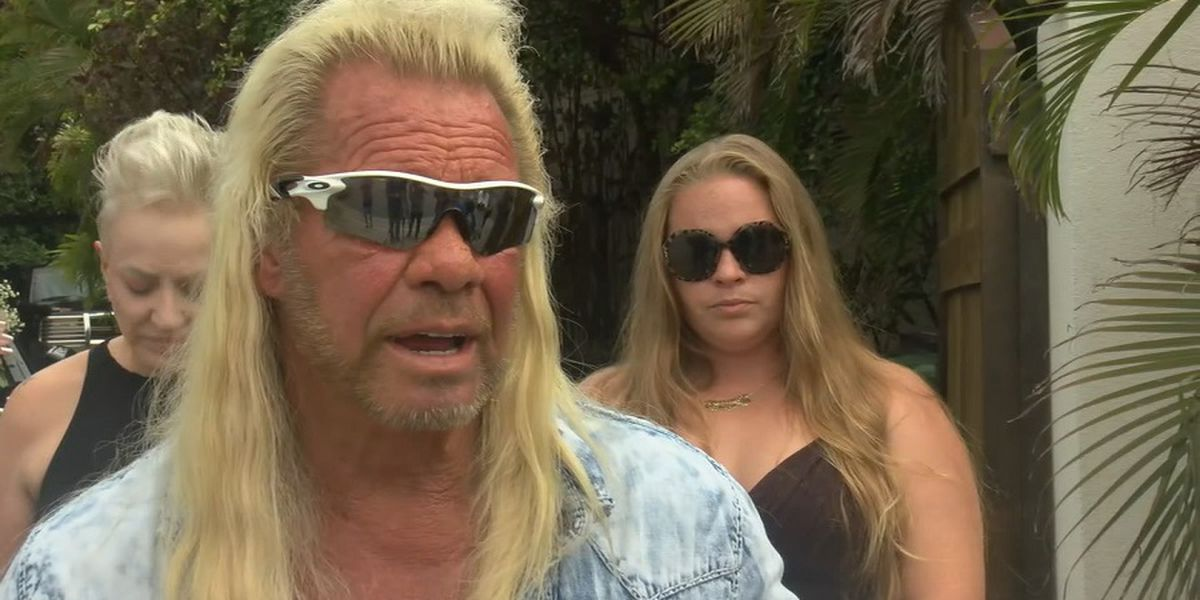 Duane 'Dog' Chapman 'under doctor's care' after health scare in Colorado