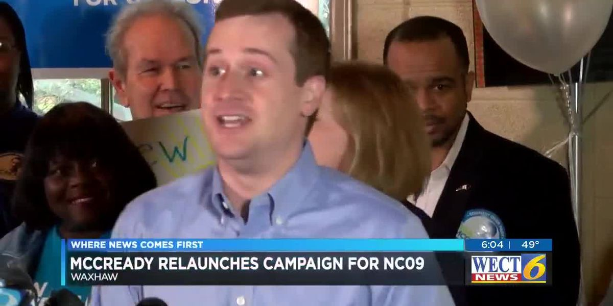 Democrat announces another run after new House election called in NC