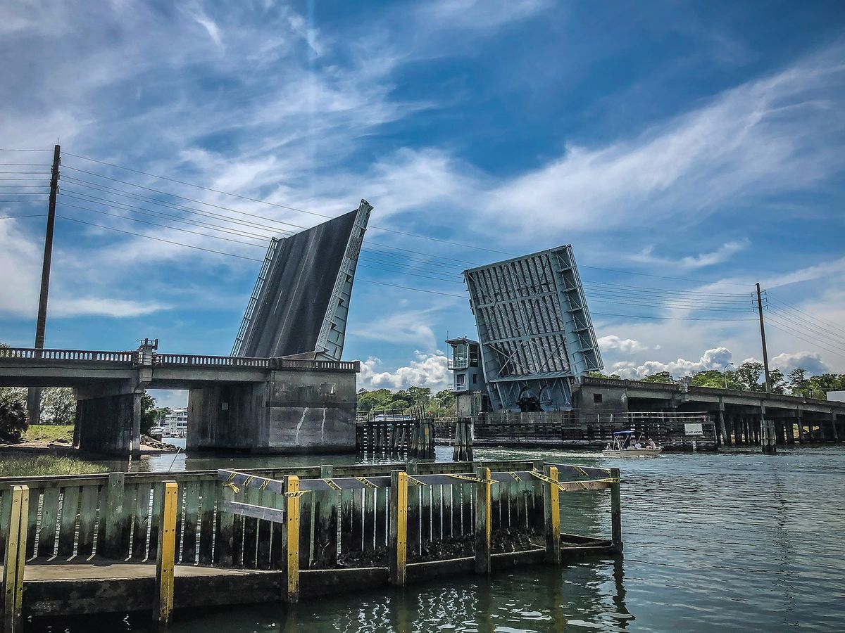 TRAFFIC ALERT: Week-long lane closures on Wrightsville Beach drawbridge start Monday