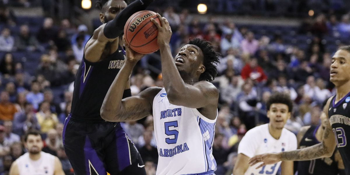 North Carolina freshman Little declares for NBA draft