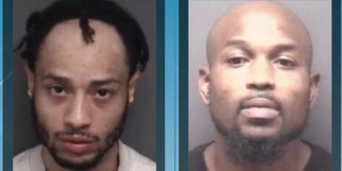 Two men charged with abducting ECU student