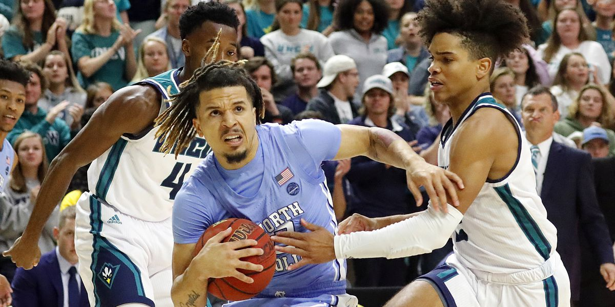 Star freshman Anthony expected to miss 4-6 weeks for UNC