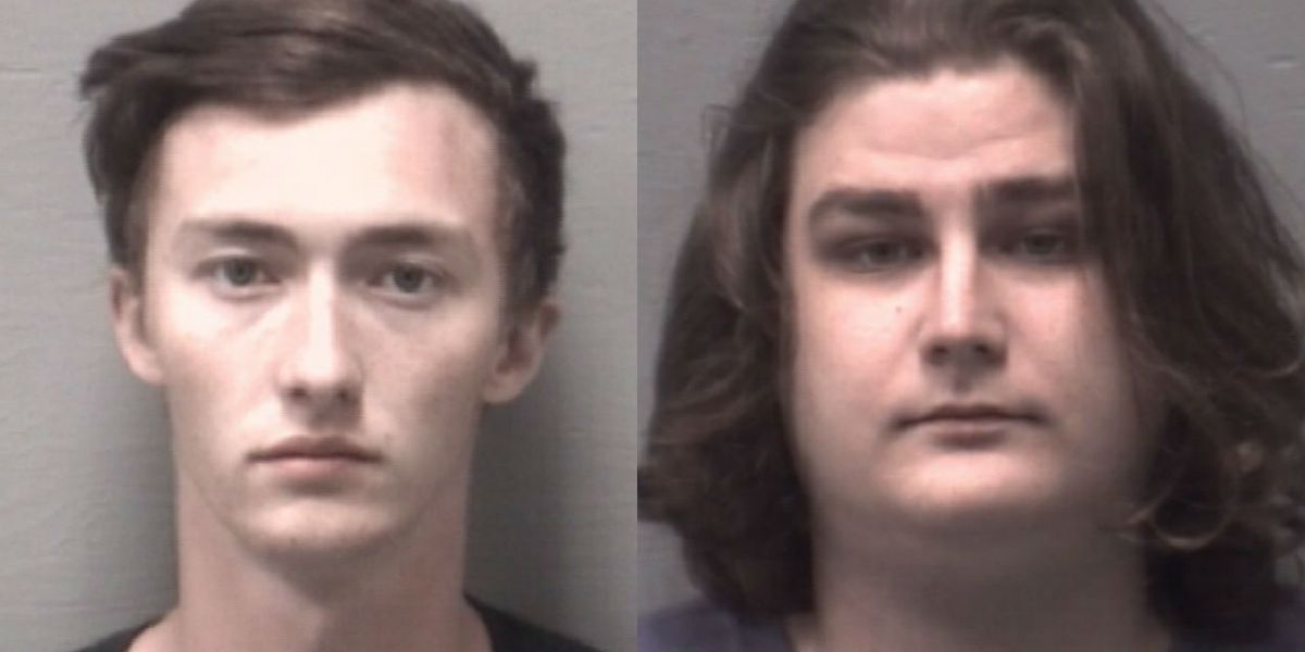 Carolina Beach police charge two men with multiple car break-ins