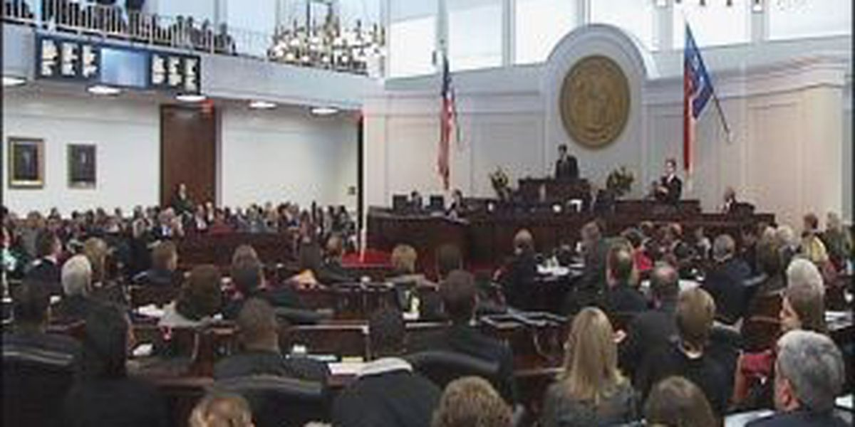 NC Senate approves budget