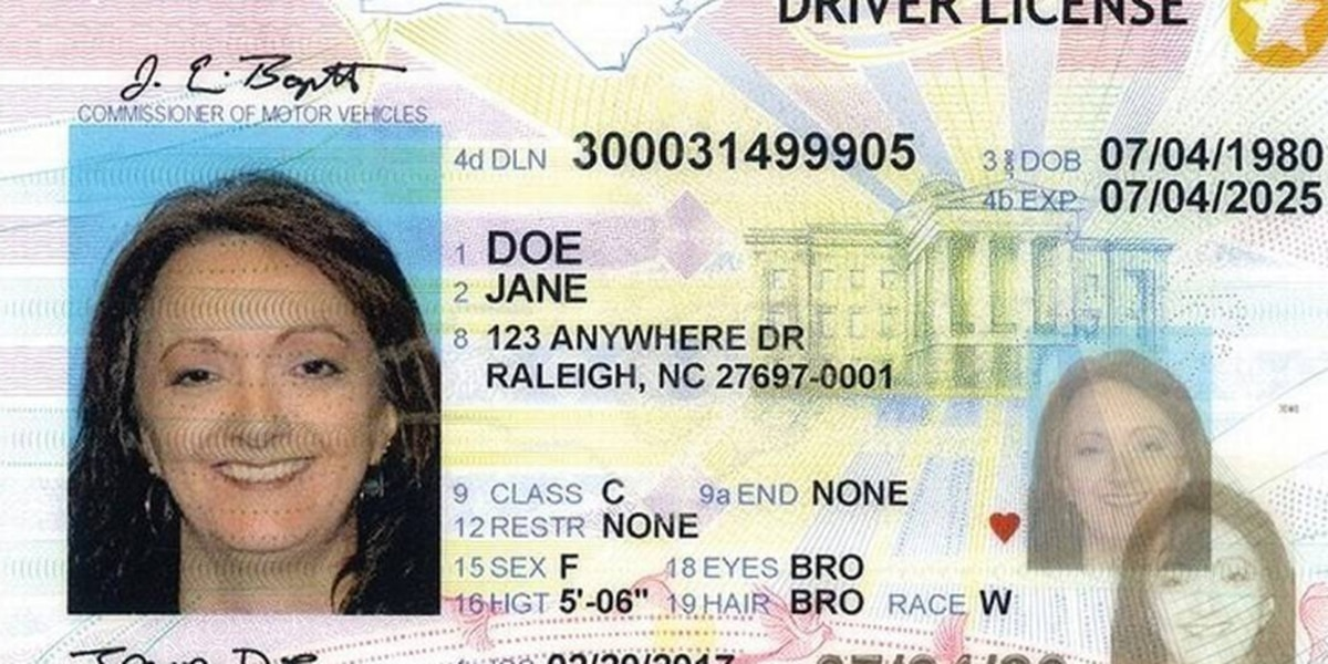 Get a REAL ID while enjoying the Azalea Festival Street Fair