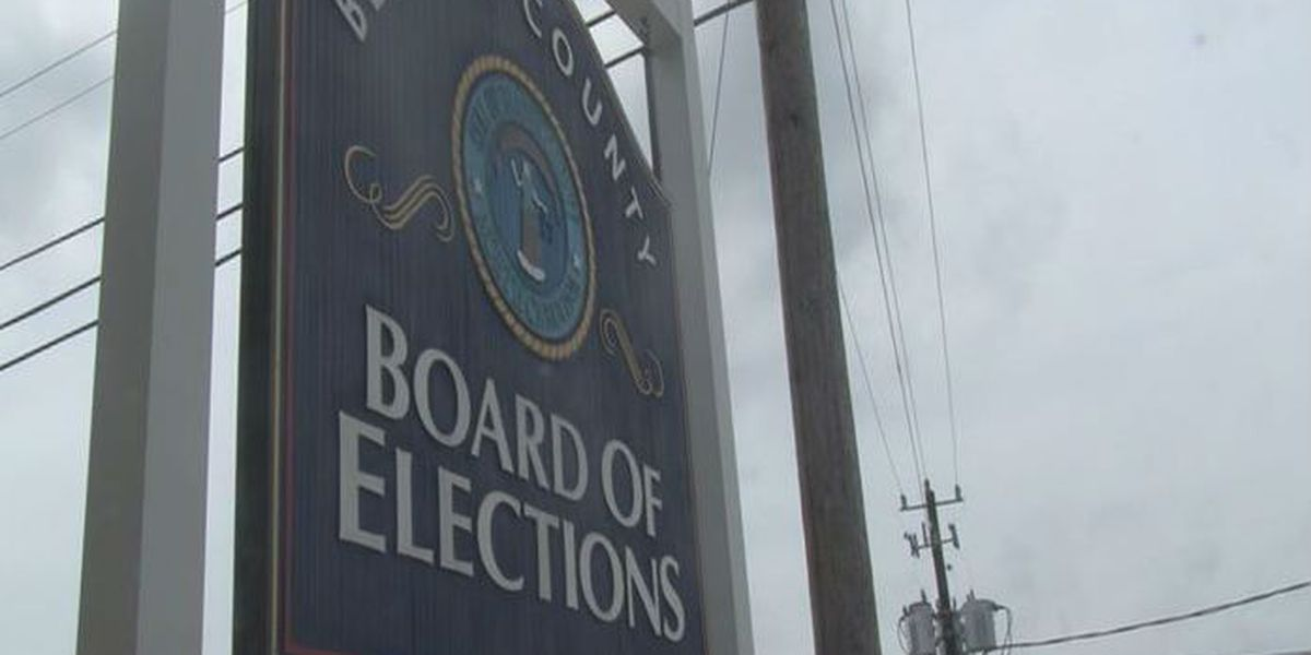 Hurricane Dorian impacting early-voting in NC9 congressional election