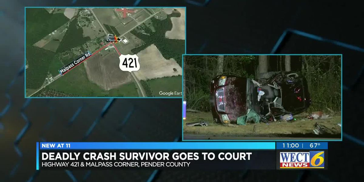 2017 deadly crash survivor goes to court