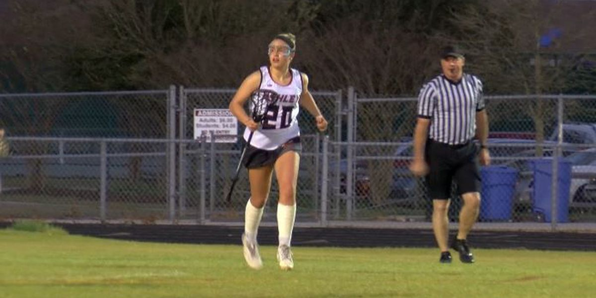 Ashley's Averee Gerold named a high school All-American