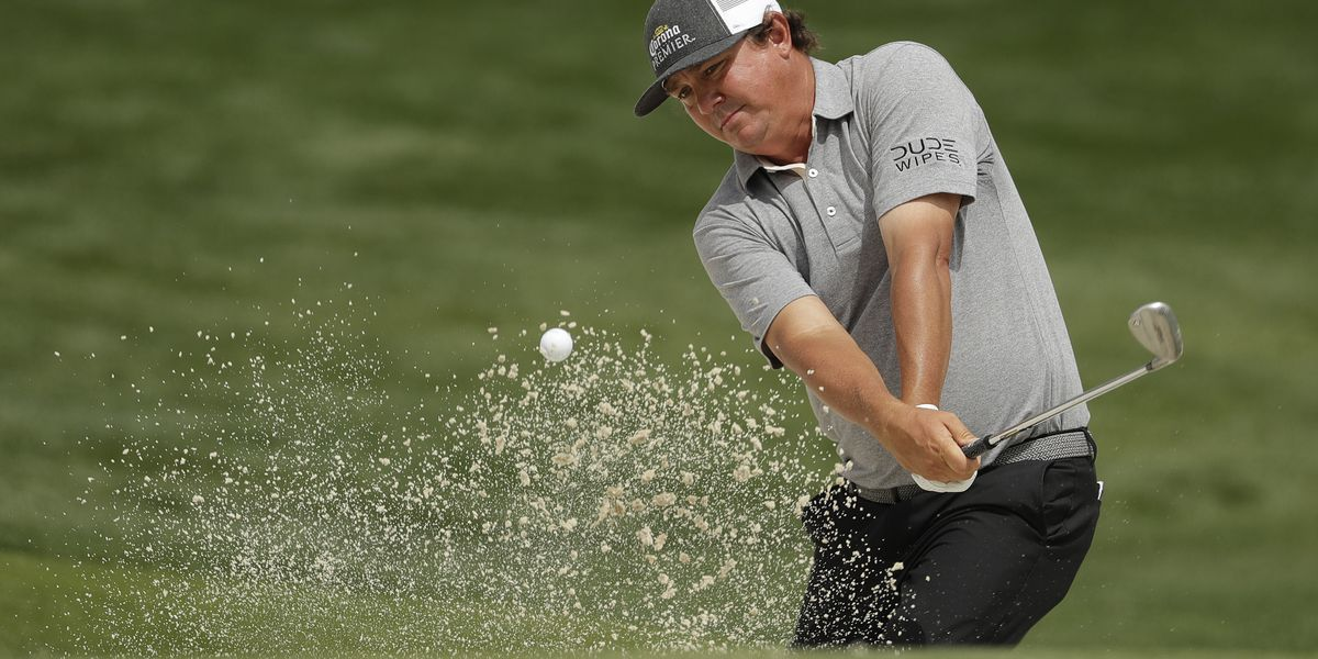 Dufner takes Wells Fargo lead with a 63