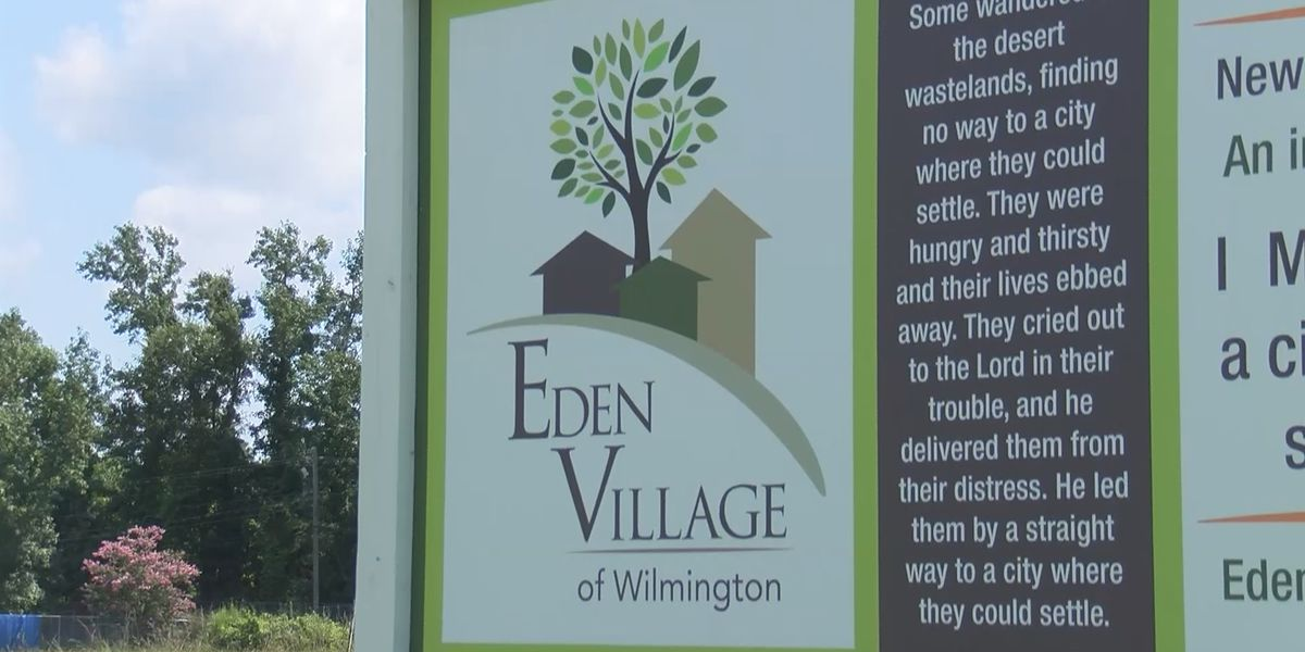 "Eden Village offers first look during ""tiny house"" tour"