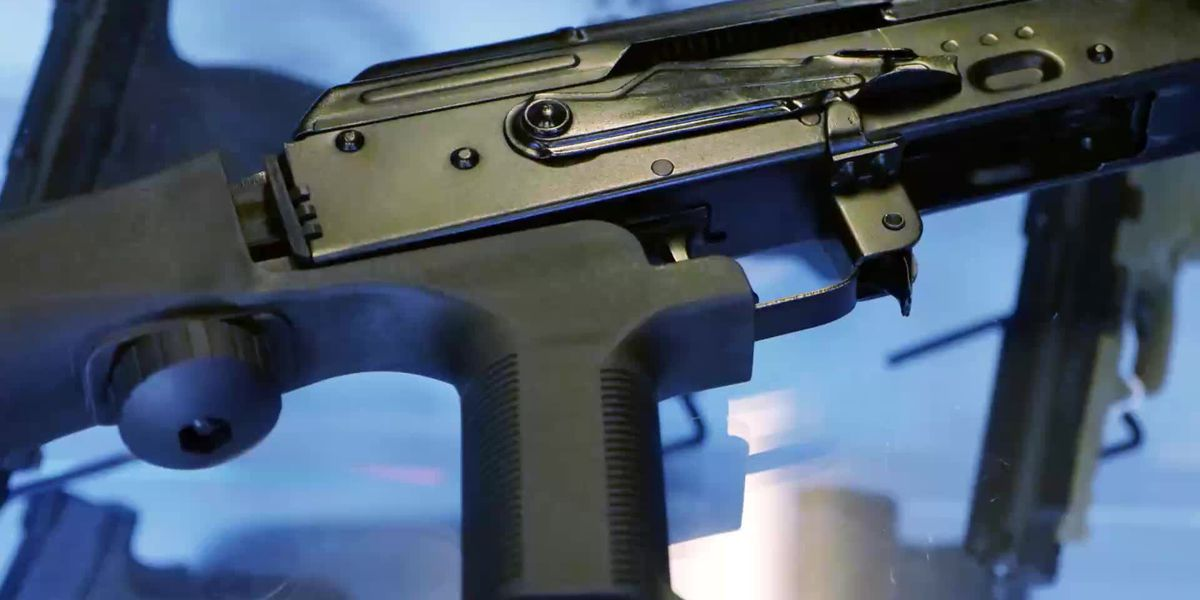 Gun owners turn in bump stocks at ATF offices in North, South Carolina