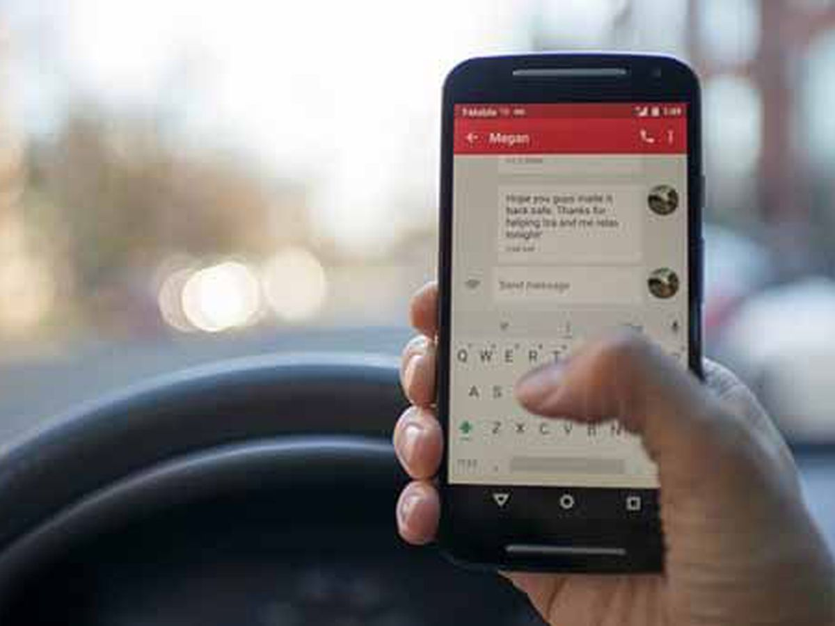 NC House committee backs bill that would ban holding phone while driving