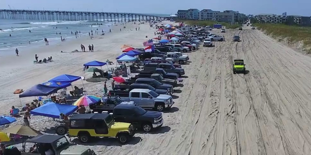 Town of Carolina Beach restricts vehicle access to Freeman Park
