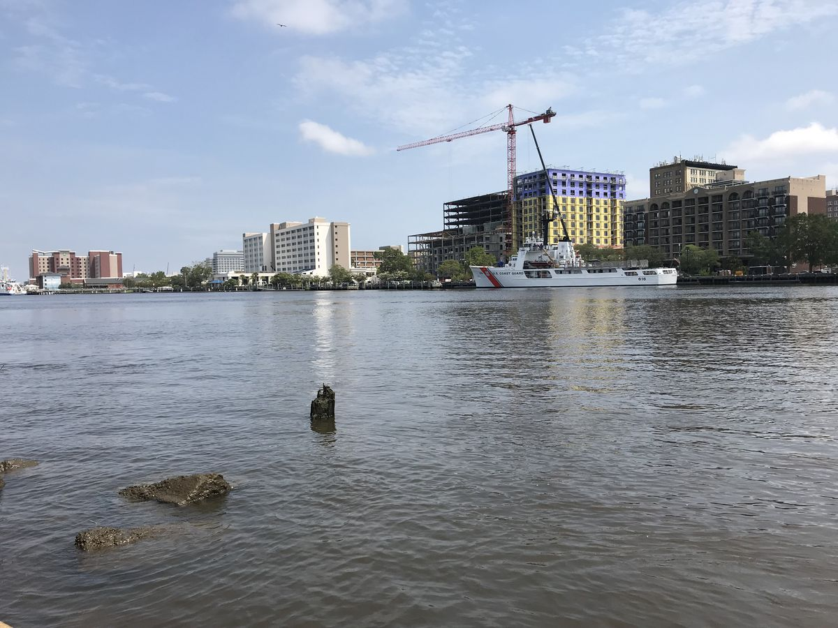 State walks-back classifying Cape Fear River as swamp, city looks to continue water quality improvement effort