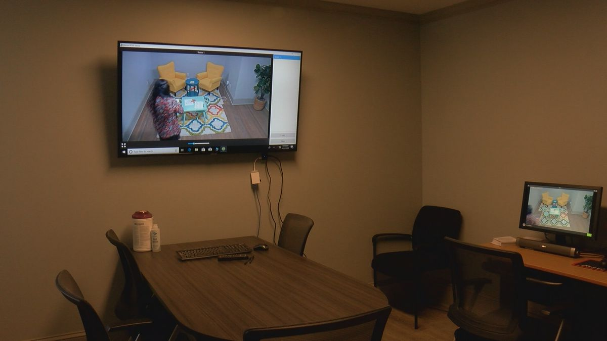 Carolyn's Kaleidoscope child advocacy center settles into permanent Whiteville facility