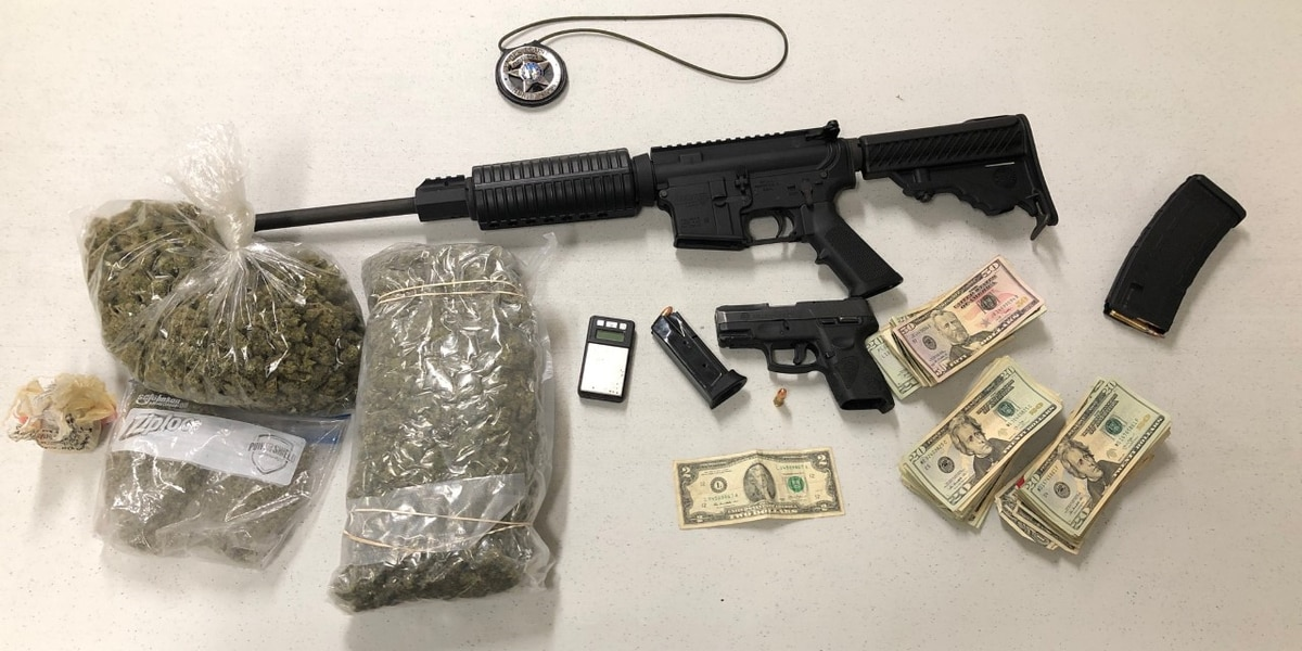 Burgaw man arrested on marijuana-related charges after drug bust