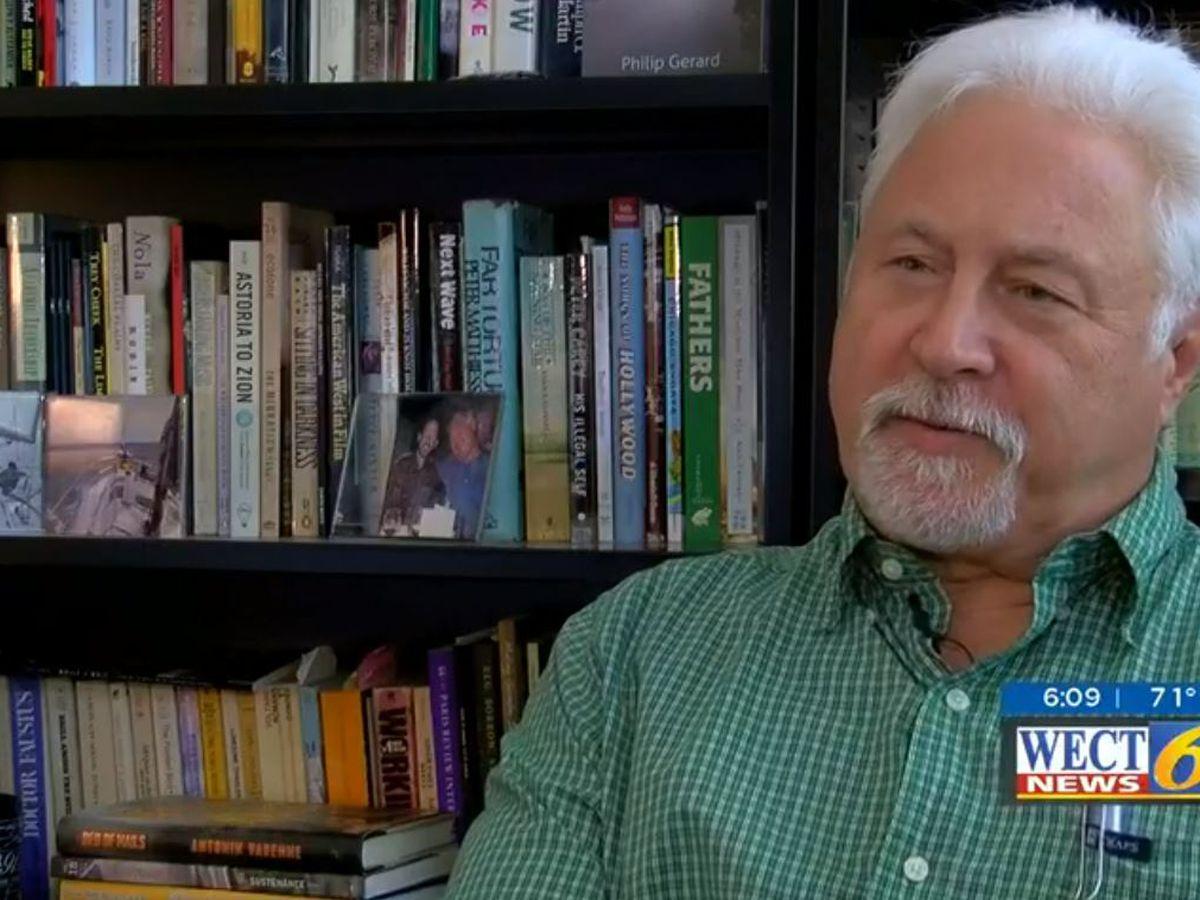 UNCW professor given North Carolina's highest honor award