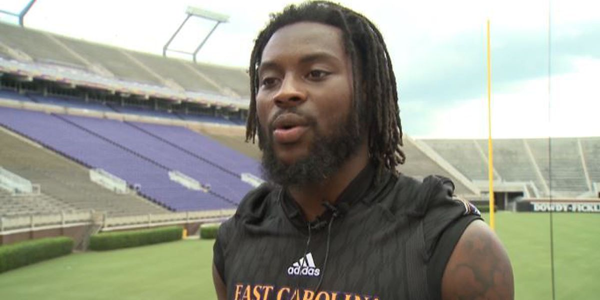 Trevon Brown ready to leave lasting legacy in final season at ECU