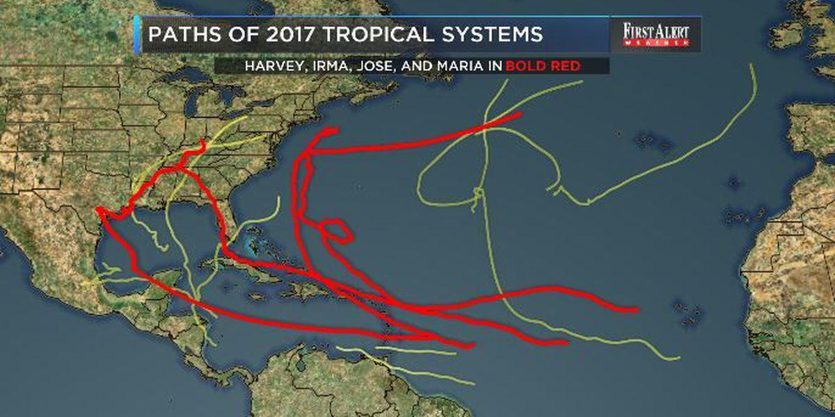 First Alert Weather Team recaps the ferocious 2017 Atlantic Hurricane Season