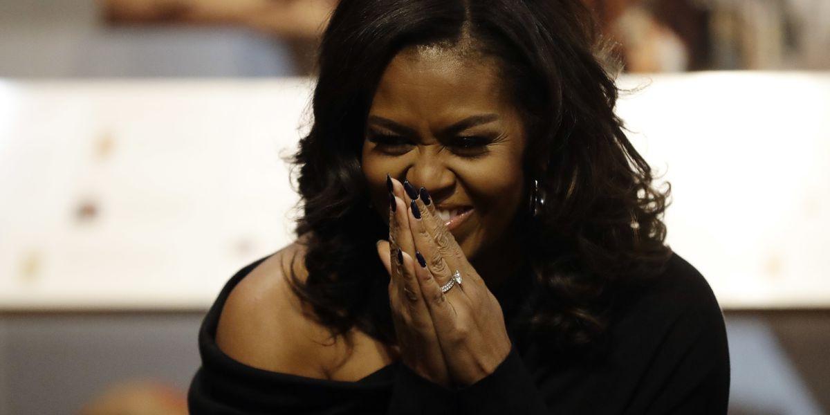 Barack, Michelle Obama most admired: Gallup